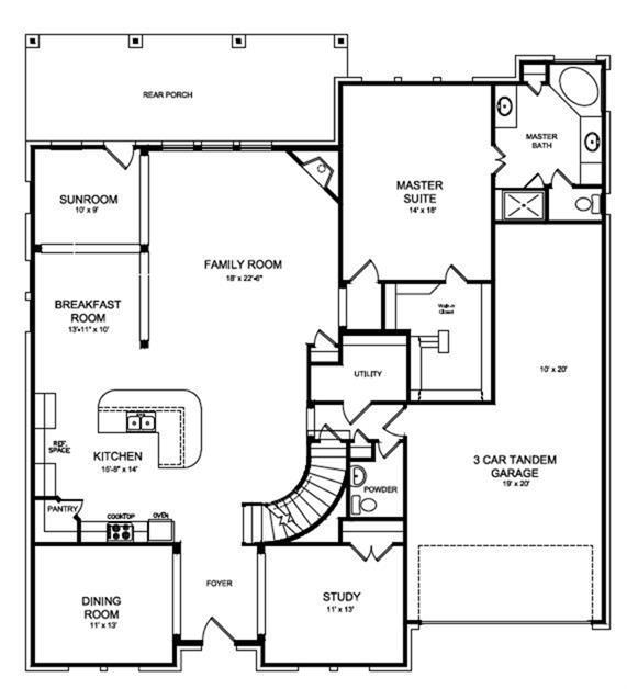 K hovnanian floor plans floor matttroy for K hovnanian home design gallery