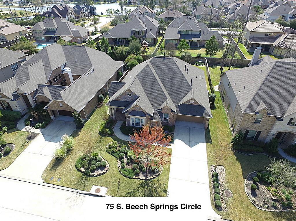 75 S Beech Springs Circle The Woodlands TX 77389