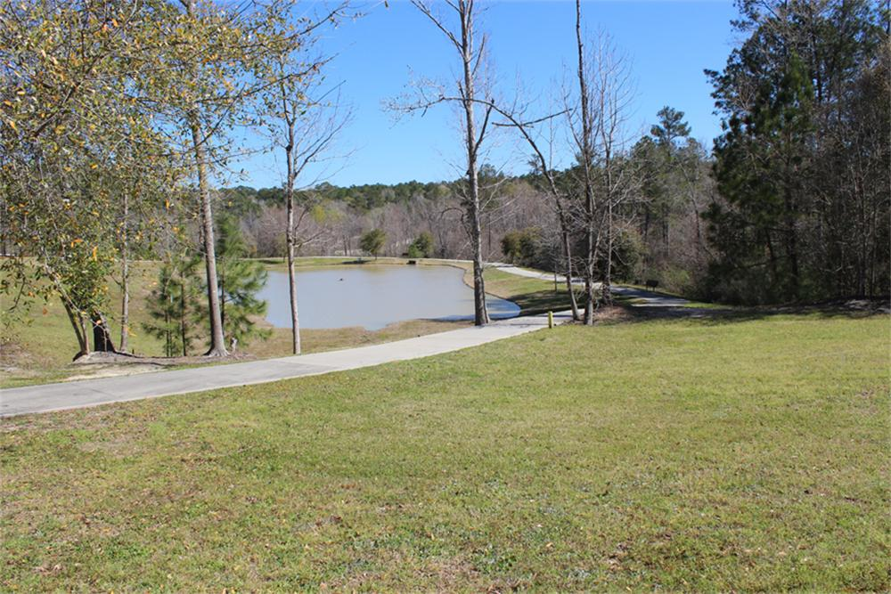 THIS IS A ONE-OF-A- KIND CORNER LOT, OVERLOOKING A PARK, LAKE & LIGHTED WATER FOUNTAIN. A CONCRETE SIDEWALK runs along one side, all the way to the back of property. Spring at very back of property. Owner has architectural plans for the lot which take advantage of the views of the water and lighted fountain. You can hear the water from the lot. WAS ORIGINALLY PART OF THE PARK!