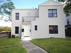 Houston Home at 2305 Sul Ross Street Houston                           , TX                           , 77098-2207 For Sale