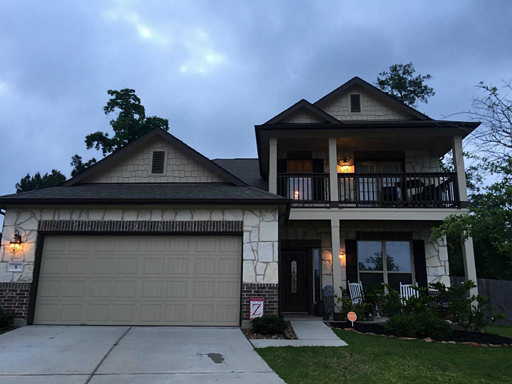 Request Home Value - 5 Landscape Ct, Conroe, TX 77301 - HAR.com