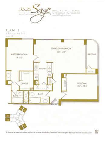 3525 Sage Road, #703, Houston, TX, 77056 | Greenwood King Properties