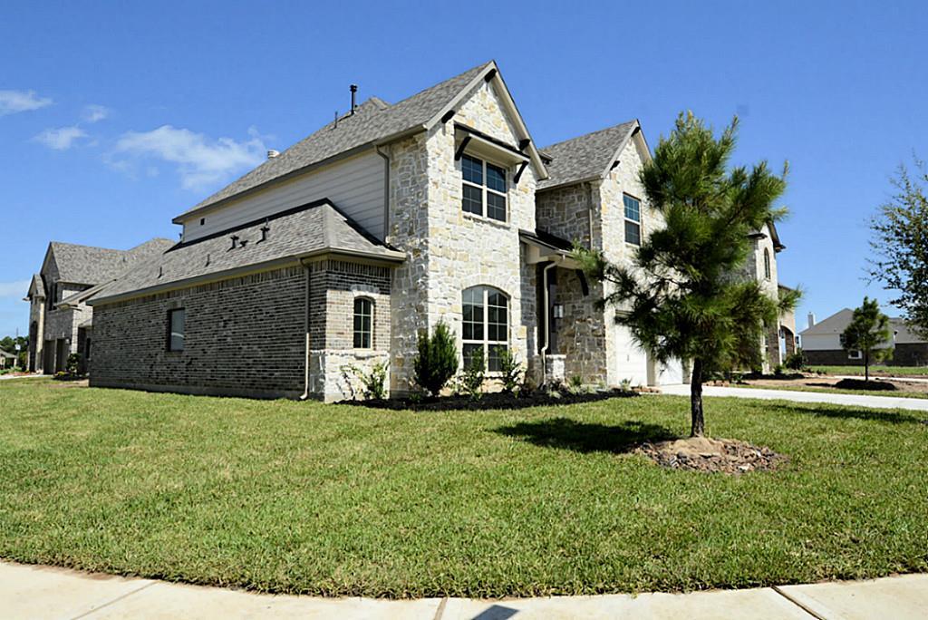 New Homes Richmond Rosenberg