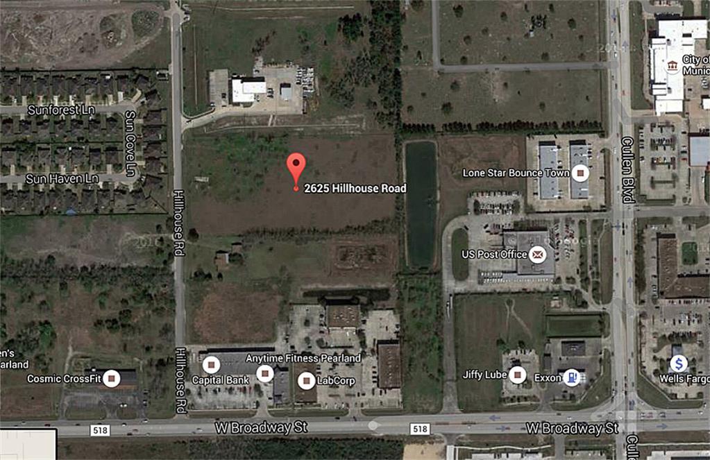 2625 Hillhouse Road, Pearland, TX 77584