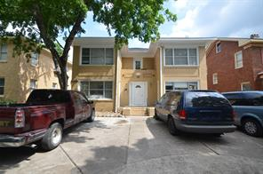 Houston Home at 1644 Hawthorne 2 Houston , TX , 77006 For Sale