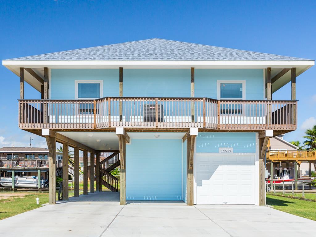 16638 Trinidad Way, Jamaica Beach, TX 77554 - HAR.com